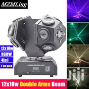 Stage Disco Double Arm Moving Head Beam Light   Stage Lighting & Effects for sale in Lagos State, Ojo
