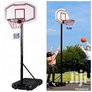 American Fitness Pro Adjustable Basketball Stand | Sports Equipment for sale in Imo State, Owerri-Municipal