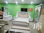 Quality Sets Of Royal Bed With Dressing Mirrow | Furniture for sale in Lagos State, Lekki Phase 1