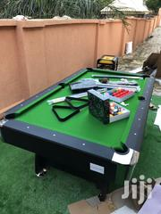 Snooker Board With Complete Accessories | Sports Equipment for sale in Abuja (FCT) State, Asokoro