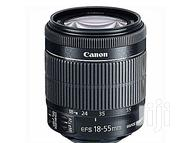 Canon Lens 18 to 55 | Accessories & Supplies for Electronics for sale in Rivers State, Port-Harcourt