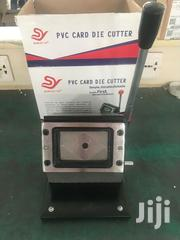 Pvc Card Die Cutter | Computer Accessories  for sale in Lagos State, Surulere