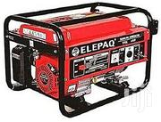 Elepaq 2.8kva Manual Generator Constant 100% Copper | Electrical Equipments for sale in Lagos State, Lagos Mainland