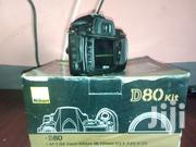 Nikon D80 Body Only   Photo & Video Cameras for sale in Oyo State, Ibadan