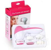 5in1 Beauty Care Massager Facial Cleansing Brush. | Massagers for sale in Lagos State, Ikeja