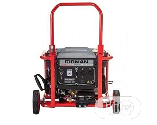 Archive: Sumec Firman Generator, 100% Copper, With Key Starter 2.9KVA