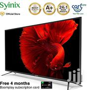 "Syinix 55"" Android 4K UHD Smart TV-T710U Series-exclusive+Free Wall Br 