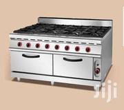 8 Burner Gas Cooker With Oven | Restaurant & Catering Equipment for sale in Lagos State, Ojo