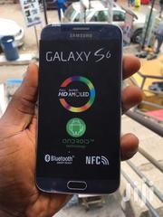 UK Used Samsung Galaxy S6 Blue 32GB | Mobile Phones for sale in Lagos State, Ikeja