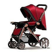 Baby Stroller Sit And Lying Baby Pushchair Easy Folding Portable | Prams & Strollers for sale in Oyo State, Ibadan