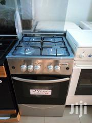 Original Scanfrost 4burners Gas Cooker With Oven Grills 2years W. | Kitchen Appliances for sale in Lagos State, Ojo