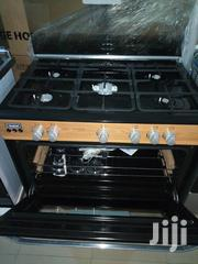 Original 5burners Scanfrost Complete Gas Cookers With Oven Grills | Kitchen Appliances for sale in Lagos State, Ojo