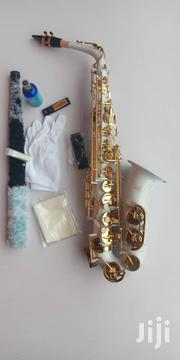 Hallmark-uk High Quality Alto Saxophone (White) | Musical Instruments & Gear for sale in Lagos State, Lagos Mainland