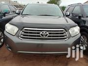 Toyota Highlander Limited 2009 Gray   Cars for sale in Edo State, Ikpoba-Okha