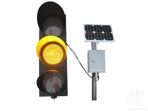 Tesotech Solar Powered Traffic Light In Epe