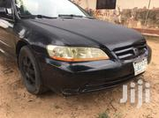 Honda Accord 2002 DX Automatic Black   Cars for sale in Abuja (FCT) State, Nyanya