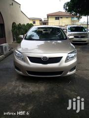 Toyota Corolla 2010 Gold | Cars for sale in Lagos State, Ikorodu