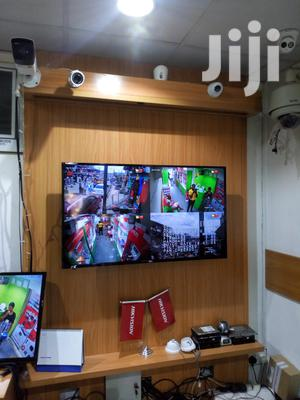 Professional CCTV Security Solution