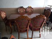 Executive Royal Dinning Table Wt 6chairs | Furniture for sale in Rivers State, Port-Harcourt