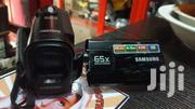 Samsung Video Recording Camcorder 65x Intelli-Zoom Very Strong | Photo & Video Cameras for sale in Lagos State, Ikeja
