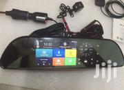 3G Vehicle Tracking Rear View Mirror Camera | Photo & Video Cameras for sale in Lagos State, Ojo
