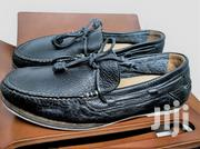 Massimo Dutti Leather Dockers | Shoes for sale in Abuja (FCT) State, Central Business District