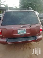 Nissan Pathfinder 2003 Red | Cars for sale in Edo State, Benin City
