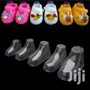 Clear Plastic Baby Feet Display | Children's Shoes for sale in Osun State, Osogbo