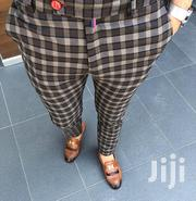 Pant Trousers Check Patterned | Clothing for sale in Lagos State, Lagos Island