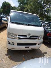 Toyota HiAce 2008 White | Buses & Microbuses for sale in Abuja (FCT) State, Central Business District