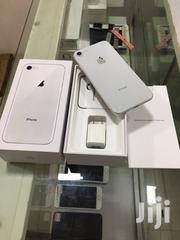 Apple iPhone 8 Silver 64 GB With Full Accessories | Mobile Phones for sale in Lagos State, Ikeja