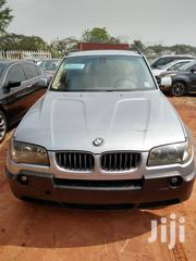 BMW X3 2004 2.5i Sports Activity Silver | Cars for sale in Lagos State, Ikeja