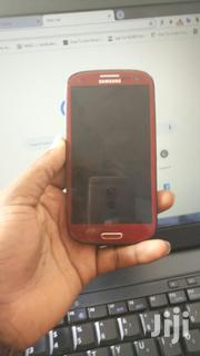 Clean Samsung Galaxy S3 Red 16Gb | Mobile Phones for sale in Oyo State, Ogbomosho North