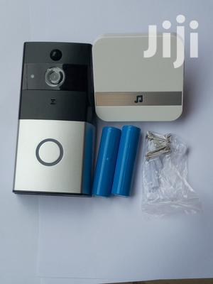 Smart Wifi Doorbell With Support Micro Card To 32G With Ringer Bell