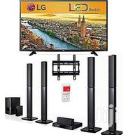 LG FULL HD Digital LED TV And Bluetooth DVD Home Theatre   Audio & Music Equipment for sale in Rivers State, Oyigbo