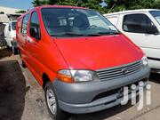 Toyota HiAce 2002 Red | Buses & Microbuses for sale in Lagos State, Apapa