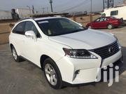 Lexus RX 2010 350 White | Cars for sale in Lagos State, Yaba