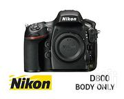 Nikon D800 36.3 MP Digital SLR Camera (Body Only) | Photo & Video Cameras for sale in Abuja (FCT) State, Central Business District