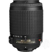 Nikon Af-S Dx VR Zoom-Nikkor 55-200mm F/4-5.6g If-Ed Lens | Accessories for Mobile Phones & Tablets for sale in Abuja (FCT) State, Central Business District