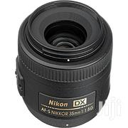 Nikon AF-S FX NIKKOR 35mm F/1.8g Lens With Auto Focus | Accessories & Supplies for Electronics for sale in Lagos State, Ikeja