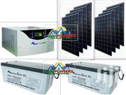 Solar Powered 2.5kva Inverter Installation With 2lead Carbon Batteries | Building & Trades Services for sale in Lagos State, Victoria Island