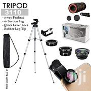Tripod Stand With Camera Lens Telescope for Cameras Projectors, | Accessories & Supplies for Electronics for sale in Edo State, Ekpoma