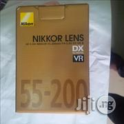New Nikon Lens 55-200mm | Accessories & Supplies for Electronics for sale in Lagos State, Ikeja