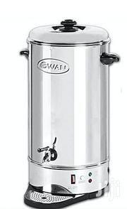 Swan Professional Stainless Steel Electric Water/Tea Urn 8litres | Kitchen Appliances for sale in Ogun State, Sagamu