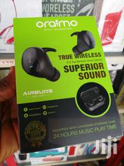 OEB-E99D Oraimo Airbuds True Wireless | Accessories for Mobile Phones & Tablets for sale in Lagos State, Ikeja