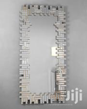 Puzzle Rectangular Decor Mirror | Home Accessories for sale in Lagos State, Victoria Island
