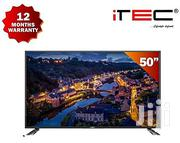 """Itec 50"""" Smart LED Television With Android 7.0 And Free Wall Bracket 