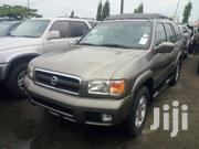 Nissan Pathfinder 2002 LE AWD SUV (3.5L 6cyl 4A) Gray | Cars for sale in Lagos State, Apapa