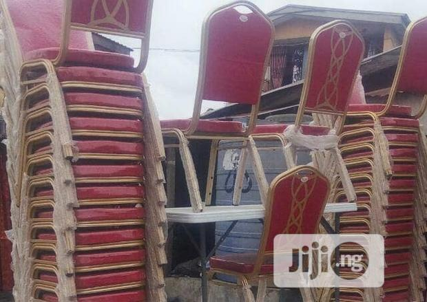 Archive: Banquet Chairs With Iron At The Back