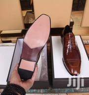 Gucci Wetloss Leather Shoe /Brown | Shoes for sale in Lagos State, Lagos Island